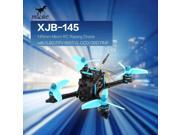 HGLRC XJB 145 145mm Micro Mini Brushless RC Racing Quadcopter Drone Aircraft with 5.8G FPV CCD VTX/F4 FC with OSD PNP