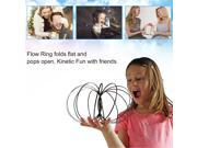 Funny Flow Rings Arm Training Toy Kinetic Spring Bracelet Magic Flow Toy Amazing Flow Ring Toys Intelligent Toy Fidget 9SIAG3X7325377