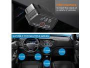 Konnwei KW903 ELM327 OBDII WiFi OBD2 Auto Car Diagnostic Scanner