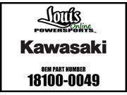 Kawasaki 2007 KX Body Assembly Muffler 18100-0049