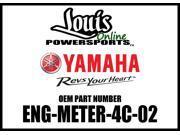 Yamaha Eng Meter 4 Cycle M ENG-METER-4C-02 New OEM 9SIAG4R75Z0596