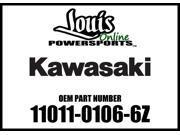 Kawasaki 08-09 KLX Case Air Filter F.Bla 11011-0106-6Z 9SIAG4R75Y0930