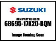 Suzuki Tape Side Cowli 68695-17K20-BQM