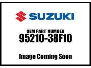 Suzuki 2005-2011 KINGQUAD 400FS 4X4 Plate Trailer T 95210-38F10