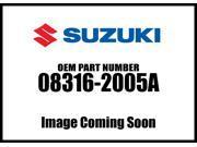 Suzuki Nut 08316-2005A