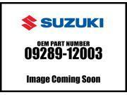 Suzuki Oil Seal 09289-12003