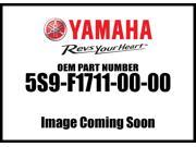 Yamaha 2009-2015 ZUMA 125 ZUMA 125 Side 1 Cover 5S9-F1711-00-00
