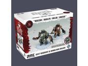 SSU KV47 Recovery and Demolition Walker Miniatures Dust Tactic Fantasy Flight Games 9SIAG5Y72D7083