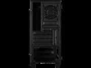 Image of AeroCool Cylon Mini RGB MicroATX case with Full Acrylic Side Window Panel