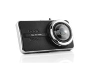 Y900 4.0 Inch LCD Screen 1080P Novatek 96658 Car Camera 170 Degree Wide Angle HDR H.264 G-sensor Car DVR Dashcam  (Black) 9SIV1N57AU1396