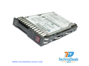 HP 781516-B21 600Gb 10000Rpm Sas 12Gbps Sff 2.5Inch Sc Enterprise Hard Drive With Tray