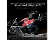 S13 4 Channel 6 Axes Long Endurance Remote Control Quadcopter Camera Drone UAV Positioning System Aircraft with 0.3MP Camera