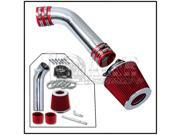 Ram Air Intake Kit With Red Filter For 03-06 Infiniti G35 3.5L V6 Coupe/sedan 9SIAGCU7CD8712