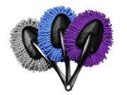 2PCS Car cleaning brush Car Care Cloth (Color Random)