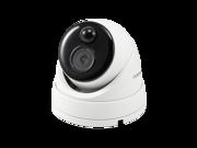 Swann Indoor/Outdoor Wired Network Surveillance Camera Black/White SWNHD-886MSD-US