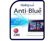 Healingshield Screen Protector Eye Protection Anti UV Blue Ray Film for Lg Laptop Z360 9SIAGHX7GS1816