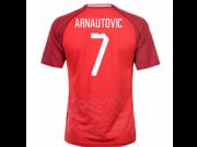 2018-19 Austria Home Shirt (Arnautovic 7)