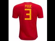 2018-19 Spain Home Shirt (Pique 3)