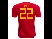 2018-19 Spain Home Shirt (Isco 22)