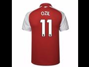 2017-18 Arsenal Home Shirt - Kids (Ozil 11)