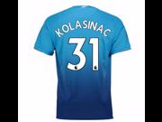 2017-2018 Arsenal Away Shirt (Kolasinac 31)