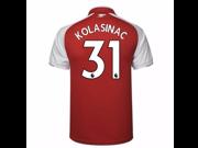 2017-18 Arsenal Home Shirt (Kolasinac 31)
