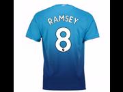 2017-2018 Arsenal Away Shirt (Ramsey 8) - Kids