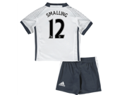 2016-17 Man United Third Mini Kit (Smalling 12)