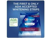 Crest 3D White Glamorous White Whitestrips Dental Teeth Whitening Strips Kit, 14 Treatments - Lasts 6 Months & Beyond