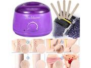 Salon Spa Hair Removal Hot Wax Warmer Heater Pot Machine Kit + 100g Waxing Beans 9SIAGVF7PU1660