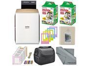 Fujifilm Instax SHARE Smartphone Printer SP-2 w/ 40 Sheets Instax Mini Instan...