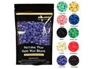 YINY-BlueZOO 250g Depilatory Hot Film Hard Wax beans Pellet Waxing Bikini Hair Removal Wax Body Hair Paperless Wax Beans 9SIAGY97R12594