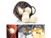 Dryer Balls - Premium 100% Organic Wool Laundry Balls Smell Removing/Dehumidification/ Baking Mats/ - Reusable Natural Fabric Softener Ball 9SIAH367RY0495