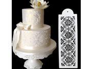 DIY Cake Plastic Cookie Cake Stencil Fondant Tool Decoration for Cake Wedding Flower 9SIAH367S41937