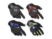 Unisex Touch Screen Full Finger Outdoor Motorcycle Cycling Motocross Anti Skid Gloves 9SIAH3K7R13429