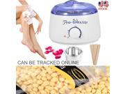 Pro Wax Kit Heater Pot Salon Waxing Hair Removal +100g Brazilian Hot Wax Bean 9SIAH957UB1502