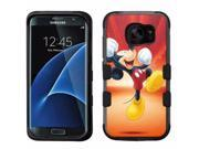 for Samsung Galaxy S7 Edge Armor Impact Hybrid Cover Case Mickey Mouse #Y