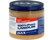 Dax 100% Pure Lanolin Super Hair Conditioner 14 oz