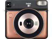 Fujifilm - instax SQUARE SQ6 - Blush Gold
