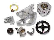 Holley 20-143 LS Alternator & Power Steering Accessory Drive Kit