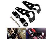 Fork Ear Headlight Mount Brackets For Motorcycle 9SIAHEA7SG2657