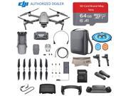 2018 DJI Mavic 2 Zoom Drone Quadcopter with 12MP 24-48mm Optical Zoom 1/2.3