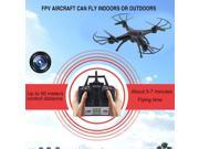 X5C-1 Stable 6-Axles Quadcopter Drone HD Camera Remote Control Aircraft High Performance Pocket Helicopter Explorer