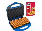 Smart Planet OCC2DR SNOOPY GRILLED CHEESE AND HOT DOG SET 9SIV06W68U0669