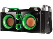 QFX PBX-505200BT GREEN Rechargeable Bluetooth(R) Party PA Boombox (Green) 9SIV00C4U74176