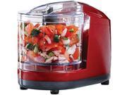 Brentwood Appliances MC-108R Kitchen Essential Mini Chopper, Red 9SIV00C5CU7162