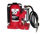 Intermarket 5620SD 20 Ton Air/hydraulic Super Duty Bottle Jack 9SIV00C5TY1837