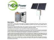 Tycon Power Systems RPST2424-50-140 RemotePro 35W Continuous Remote Power System