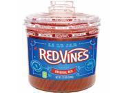 Red Vines Original Red Licorice 5.5lbs Type: Food Wraps