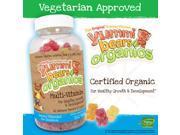 Yummi Bears Organics Multi-vitamin & Mineral, 180 Gummy Bears